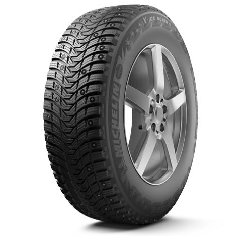 Шины MICHELIN X-ICE NORTH 3 175/65 R14 Зимняя шип