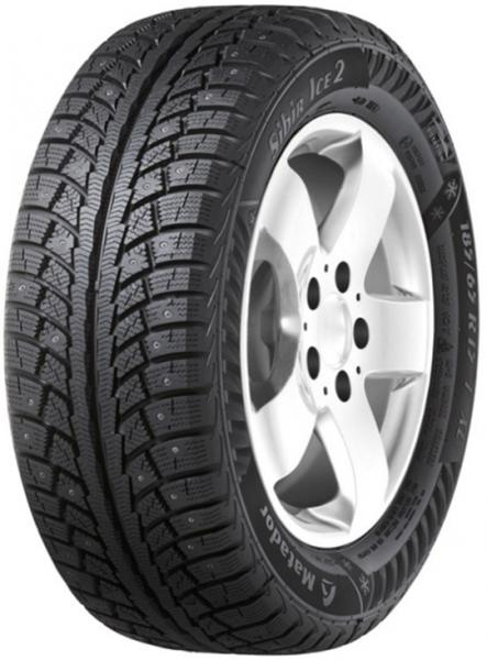 Шины MATADOR MP-30 Sibir Ice 2 SUV ED 235/65 R17 Зимняя шип