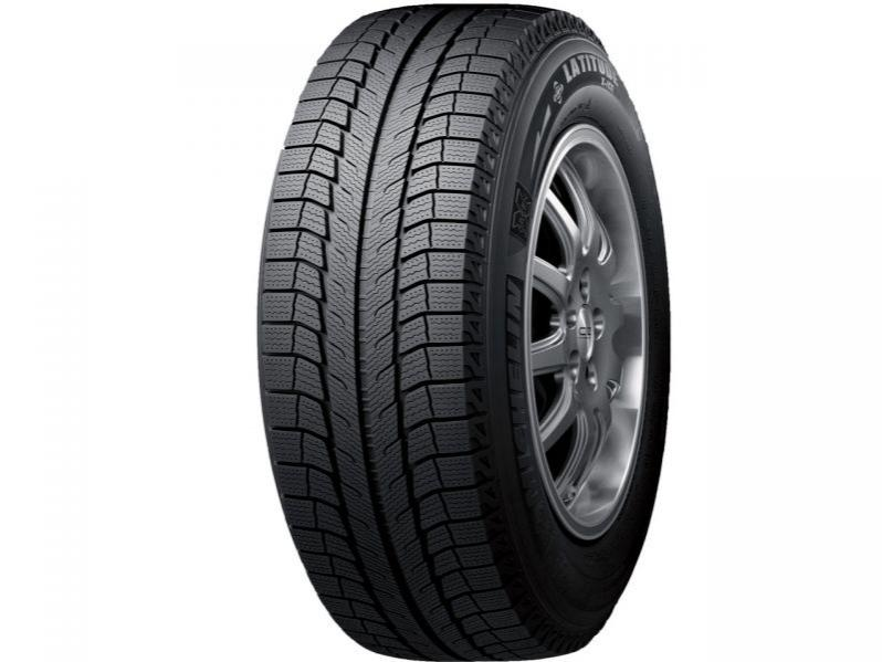 Шины MICHELIN LATITUDE X-ICE XI2 215/70 R16 Зимняя