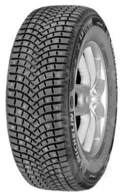 Шины MICHELIN LATITUDE X-ICE NORTH 2+ 285/60 R18 Зимняя шип