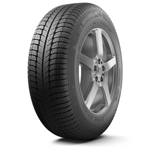 Шины MICHELIN Michelin X-Ice 3 175/65 R14 Зимняя