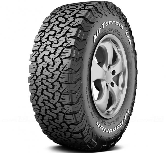 Шины BF GOODRICH ALL-TERRAIN T/A KO2 30x9,5 R15 Летняя