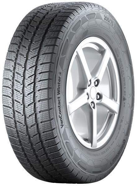Шины CONTINENTAL VanContact Winter 195/70 R15C Зимняя